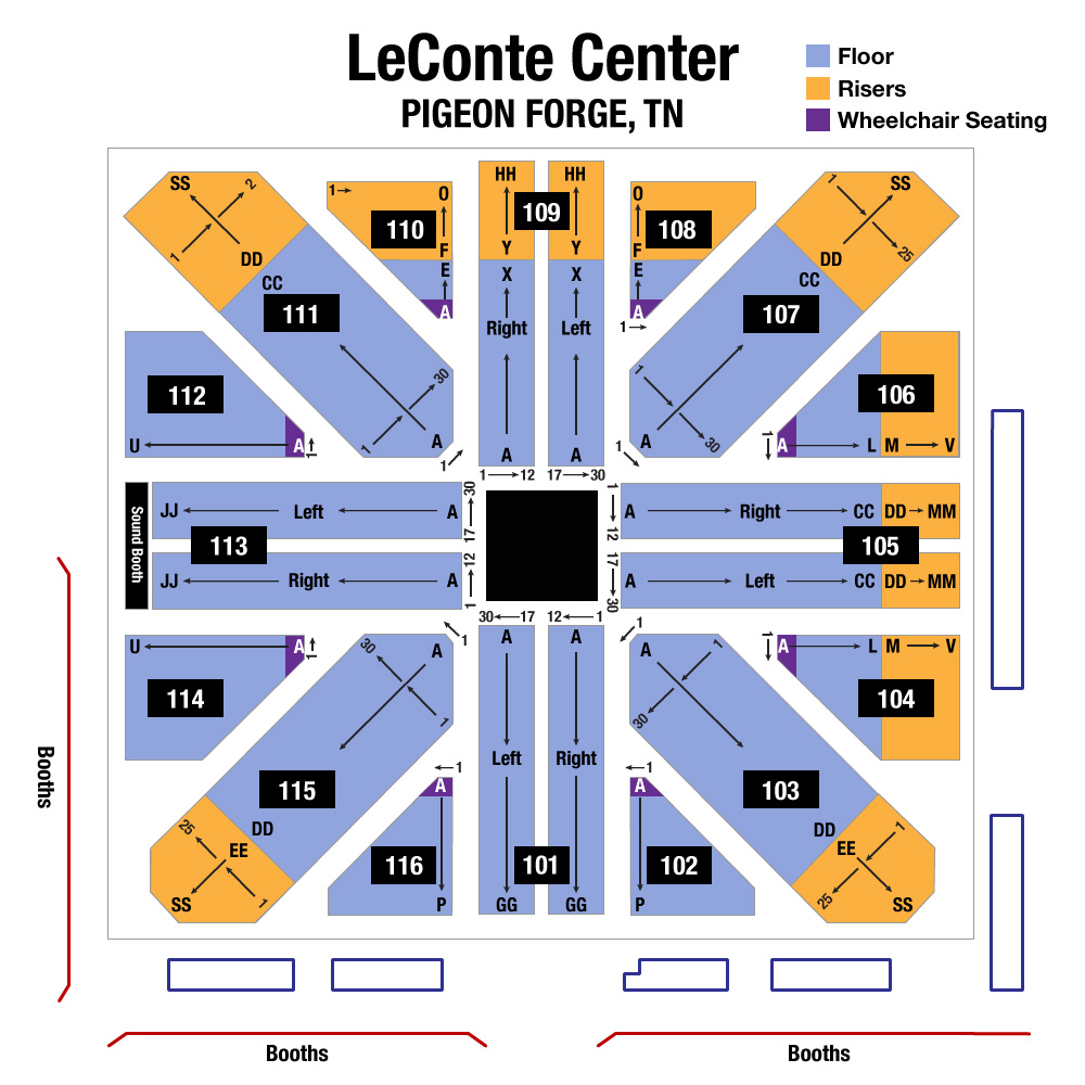 LeConteCenter_0609